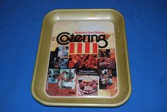 Catering Trays, Kentucky Fried, Kfc, Fried Chicken, Fries, Lunch Box, Advertising, Action, Type