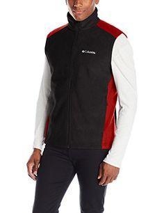 Columbia Mens Steens Mountain Fleece Vest *** For more information, visit image link.