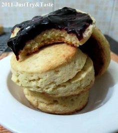 Membuat Biskuit Super Remah & Lembut | Just Try & Taste