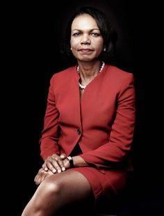 Portrait: Condoleeza Rice | by Marco Grob ( website: marcogrob.com ) #photography #marcogrob