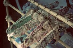 also a craft project with scrap frabic?? 1102 by Carrie WishWishWish, via Flickr