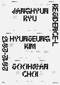 Shin Dokho - Minimalist poster on Clikclk.fr