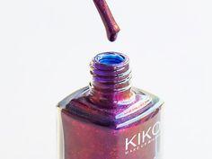 Kiko 497 - Chanel Taboo dupe