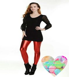 Metallic leggings ° S to XXXXL