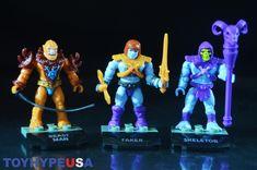 Mega CONSTRUX Heroes Series 5 Maîtres de l/'univers Masters of the Universe Stratos