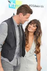 For when I grow out my hair - waves + hombre color like Lea Michelle's Rachel Berry, Cory Monteith, Lea Michele, Grow Out, Looking For Love, Celebrity Gossip, Glee, My Hair, Beautiful People