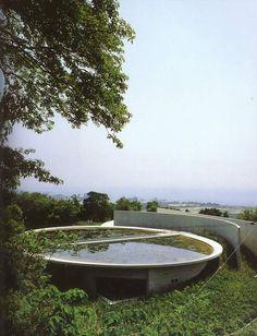 1991 | Water Temple | 本福寺 | Awaji Hygo