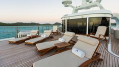 CAKEWALK Superyacht   Luxury Motor Yacht for Sale with Burgess