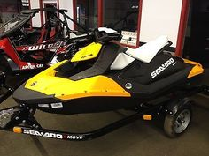 2015 SEA-DOO SPARK 900 3.49% FINANCING $90 MONTHY - BUY NOW ONLY 4999.0