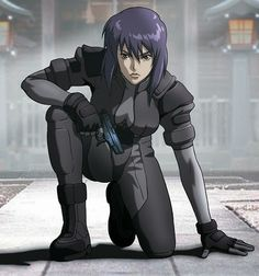 One of my Top Ten Favourite Anime series, Ghost in the Shell; Stand Alone Complex Cyberpunk brilliance of the highest order Manga Characters, Female Characters, Anime Render, Cyberpunk 2077, Manga Anime, Anime Dvd, Anime Ghost, Masamune Shirow, Motoko Kusanagi
