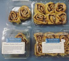 Start your day right with some #glutenfree cinnamon buns from @swedeetreats . #yycglutenfree  #yyc #yycliving #symonsvalleymarket #symonsvalley #calgary #yycfoodie #yyceats #yycfood