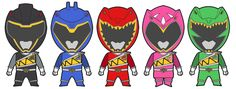 Power Rangers Dino Charge-Zyuden Sentai Kyoryuger by Lysergic44.deviantart.com on @DeviantArt