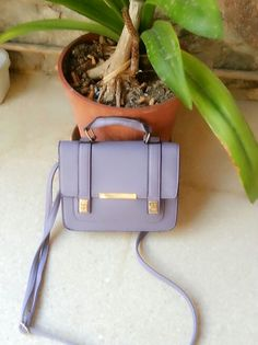 ❤Cute girly pastel purse. Looks likr a designer purse but only for $12 itsss soooooo cute ❤