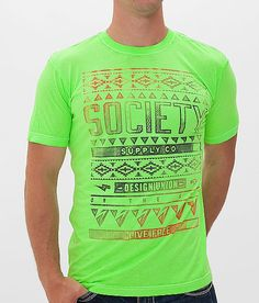 Society Selection T-Shirt at Buckle.com