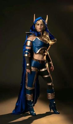 Sylvanas Windrunner (Ranger General) from World of Warcraft