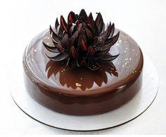 Glaçage miroir ultra brillant et parfait au chocolat !!!