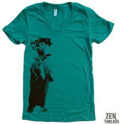 Otter Tshirt. :)