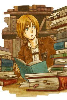 SNK Armin Arlet Reading