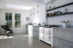 Modern Rustic - Kitchen Design Ideas & Pictures – Decorating Ideas (houseandgarden.co.uk)