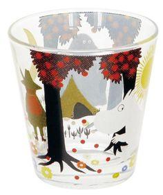 MOOMIN Moomin Sofia Glass Forest (FO) K684FO