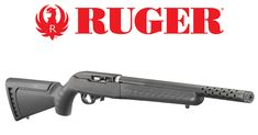 The new Ruger 10/22 Takedown Lite combines the attributes of the 10/22 Takedown line with a new, lighter weight barrel and the Ruger Modular Stock System.