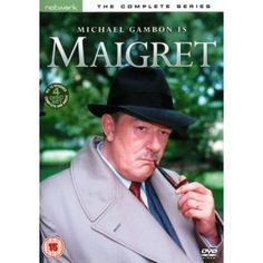 Michael Gambon was Inspector Maigret in the TV series Michael Gambon, Timeless Series, Mystery Show, Amazon Dvd, Tv Store, Jeremy Brett, Dvd Blu Ray, Cozy Mysteries, Film Music Books