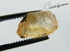Cristal brut de citrine de 6.15 carats