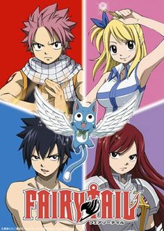 Fairy Tail (Dub) at Gogoanime