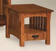 Amish Adams End Table | Amish Coffee Tables | Amish Accent Tables 49695