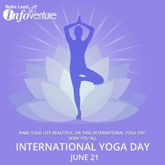 International Yoga Day By Nubelead Infoventure Salesforce Crm, International Yoga Day, One Night Stands, Google Images, Books, Pipes, Logo, Google Search, Libros