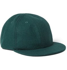 LaroseWool-Flannel Baseball Cap