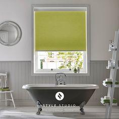 Briston Pale Blue Waterproof Pvc Bathroom Blind Blinds Pinterest And Blackout
