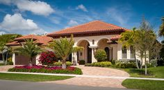 Half Circle Driveway Design Ideas, Pictures, Remodel and Decor