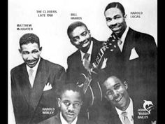 The Clovers - Pennies From Heaven - 1958 50s Music, Clovers, I Love You, Pennies, Grand Prix, Singers, Youtube, Ears, Heaven