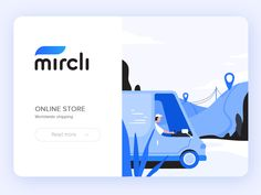 Mircli Illustrations part 2 by Vera Voishvilo #Design Popular #Dribbble #shots