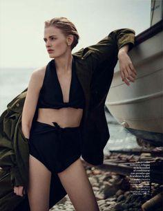 """The Coast of Nostalgia"" Vogue Spain June 2017"