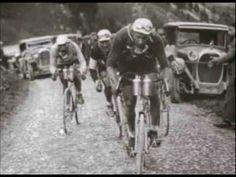 La première course. TOUR DE FRANCE.