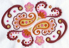 Machine Embroidery Designs at Embroidery Library! - Color Change - X3009