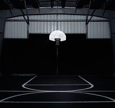 Basketball Court, Portland