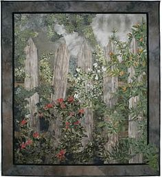 I will do this someday...landscape quilting!