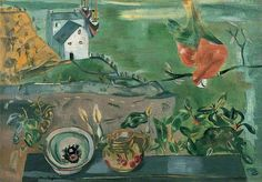 Hodgkins, Frances, (1869-1947), Wings over Water, 1932, Oil
