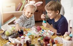 Our Favourite Easter Crafts for The Whole Family