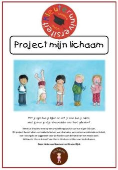 project mijn lichaam kleuters Working With Children, Armin, Human Body, Diy For Kids, Drama, Family Guy, Van, Classroom, Teaching