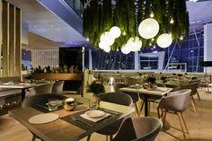 Restaurant BAVARIE in the BMW World - Munich | woont - love your home