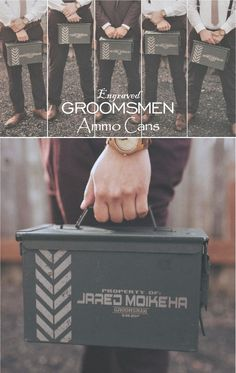 Seeking the best groomsmen gifts? has rounded up neat, low cost and distinct. Best Groomsmen Gifts, Groomsmen Gift Box, Groomsmen Proposal, Bridesmaids And Groomsmen, Groomsman Gifts, Groom Gifts, Gifts For Wedding Party, Our Wedding, Dream Wedding