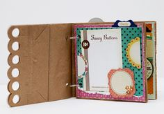 The paper bag Mini Album  http://crate.typepad.com/cratepaper/2011/09/hi-everyone-jaime-warren-joining-you-today-to-share-a-fun-little-diy-project-slowly-but-surely-paper-bag-albums-are.html