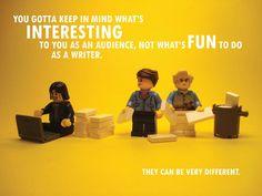 Imagem de http://www.bitrebels.com/wp-content/uploads/2012/07/Pixar-Story-Telling-Rules-2.jpg.