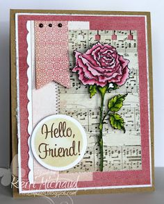 Cards by Kerri: Sunday Stamping with Inky Antics