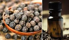 Black pepper essential Oil removes uric acid from the blood, cures anxiety and stops alcohol and cigarette cravings - HealthyLounge Black Pepper Oil, Black Pepper Essential Oil, Get Rid Of Anxiety, How To Cure Anxiety, Anxiety Help, Healthy Tips, Healthy Choices, Spice Trade, Common Spices