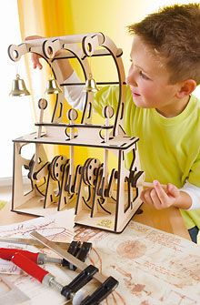 HABA Terra Kids Construction Set-Musical Gears (cams really)